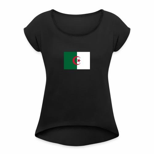 Algerien - T-shirt à manches retroussées Femme