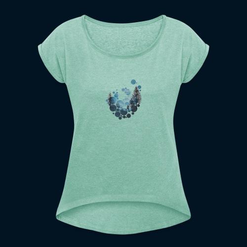 Camicia Flofames - Maglietta da donna con risvolti