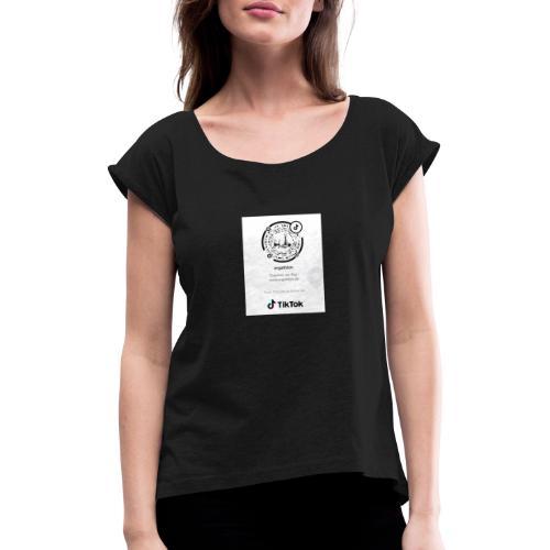 Ergathlon on TikTok - Dame T-shirt med rulleærmer