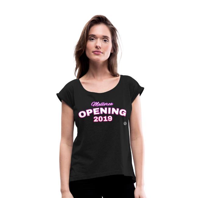 MALLORCA OPENING 2019 Shirt - Dames T-shirt