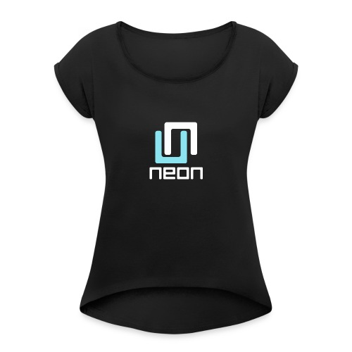 Neon Guild Classic - Women's T-Shirt with rolled up sleeves