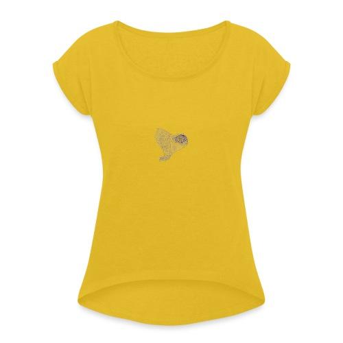 Cuor di Tartaruga Cuore Armato - Maglietta da donna con risvolti