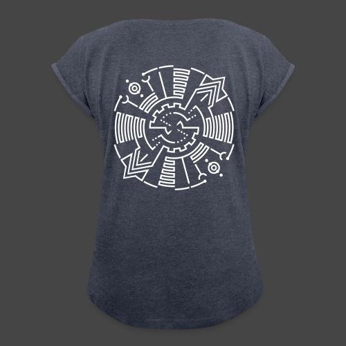 Tekno 23 Spirit - T-shirt à manches retroussées Femme