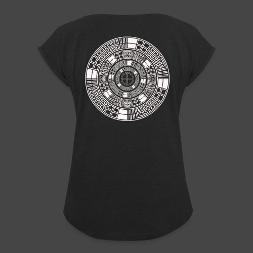 23 spirale tekno - T-shirt à manches retroussées Femme