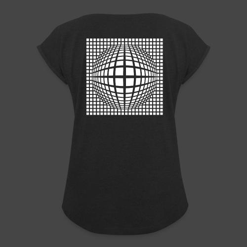 23ème journée - T-shirt à manches retroussées Femme