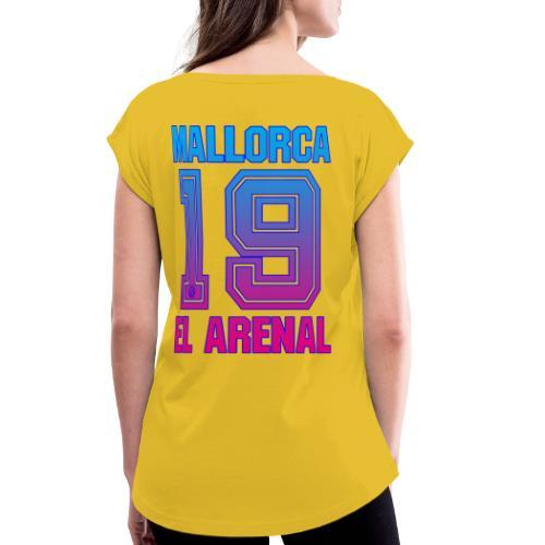 MALLORCA OVERHEMD 2019 - Malle Shirts - Heren Dames - Vrouwen T-shirt met opgerolde mouwen