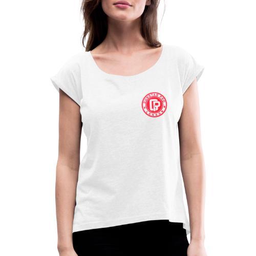 GunstartPro - Women's T-Shirt with rolled up sleeves