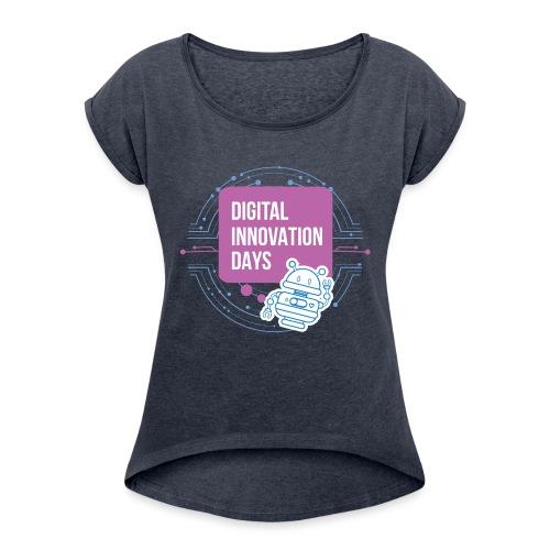 Digital Innovation Days - Maglietta da donna con risvolti