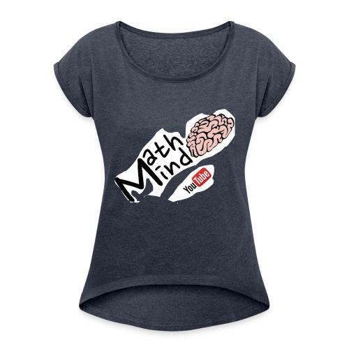 Main - Maglietta da donna con risvolti