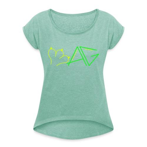 Alterazione Genetica - Maglietta da donna con risvolti