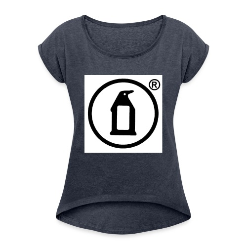 Logone010-jpg - Maglietta da donna con risvolti