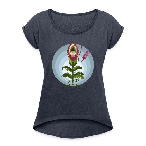 Il giorno dei Trifidi - John Whyndam - Maglietta da donna con risvolti