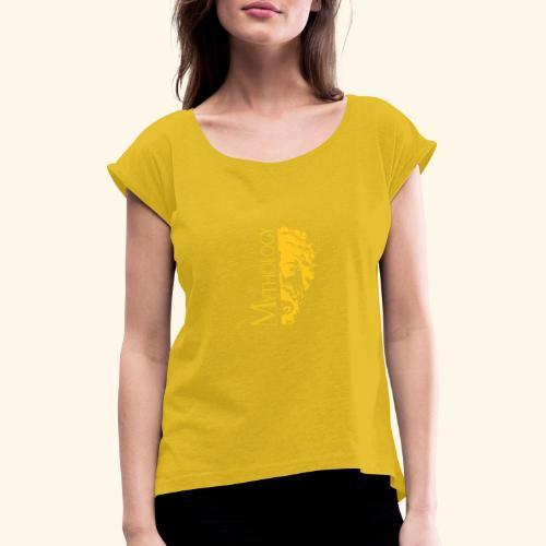 Mythology - T-shirt à manches retroussées Femme