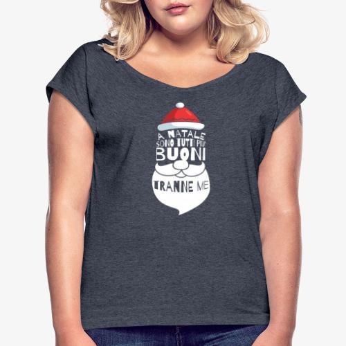 Il regalo di Natale perfetto - Maglietta da donna con risvolti