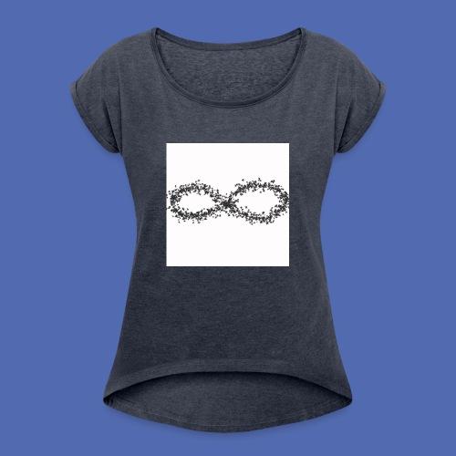 werf-jpg - Maglietta da donna con risvolti