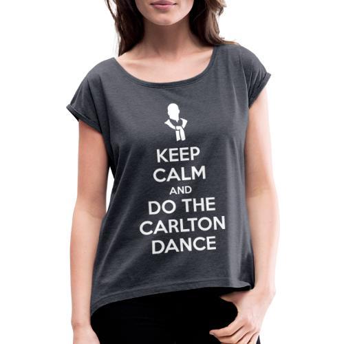 CARLTON DANCE - T-shirt à manches retroussées Femme