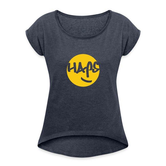 HAPS Yellow Logo