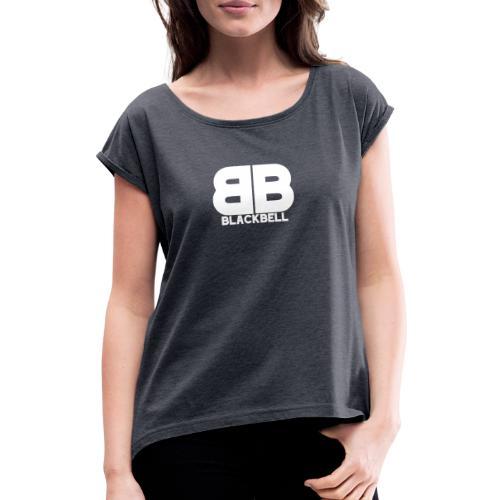 Blackbell Double B - T-shirt à manches retroussées Femme