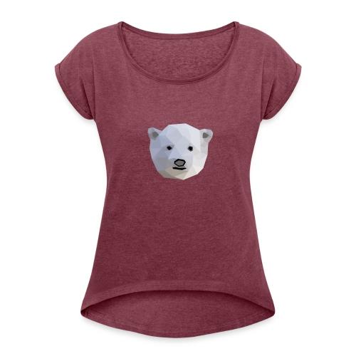 ResQ ICECOLD - Frauen T-Shirt mit gerollten Ärmeln