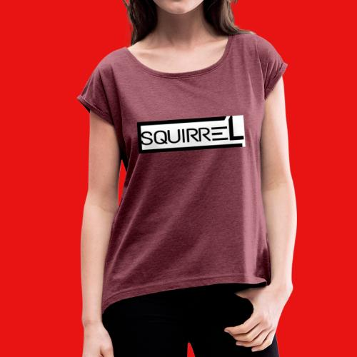IMG 0474 - Women's T-Shirt with rolled up sleeves