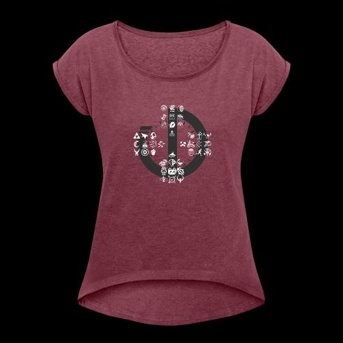 Ultime Decathlon - Nostalgie saisons 3 à 6 - T-shirt à manches retroussées Femme