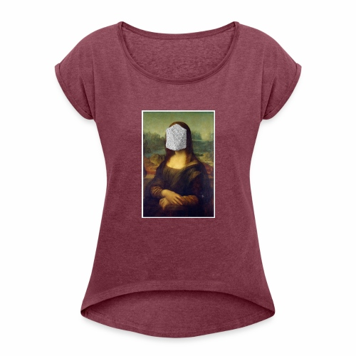 ParaSect Artistic Influence Paralisa - Maglietta da donna con risvolti