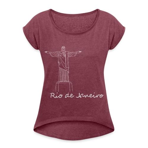 Rio de Janeiro - Maglietta da donna con risvolti