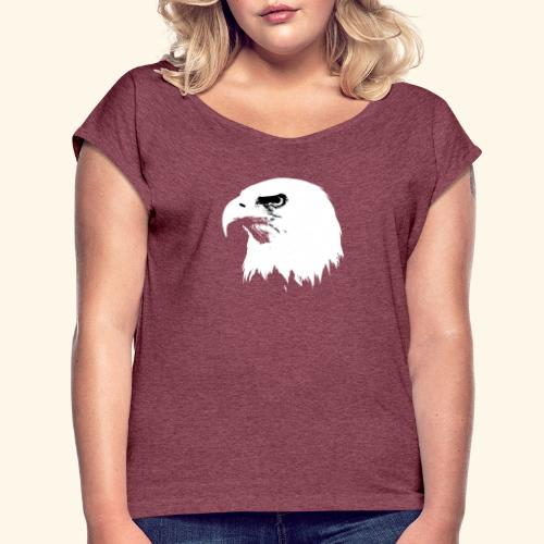 arend - T-shirt à manches retroussées Femme