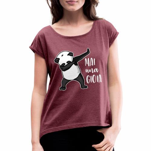 Mai Una Gioia (Special Version) - Maglietta da donna con risvolti