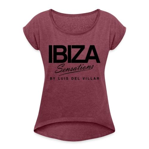 Cooking Apron Ibiza Sensations - Camiseta con manga enrollada mujer