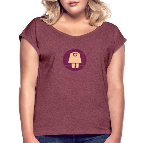 French Kilt, le blog sur l'Ecosse - T-shirt à manches retroussées Femme