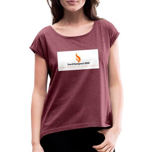 Lord Dampnut 2020 - T-shirt à manches retroussées Femme