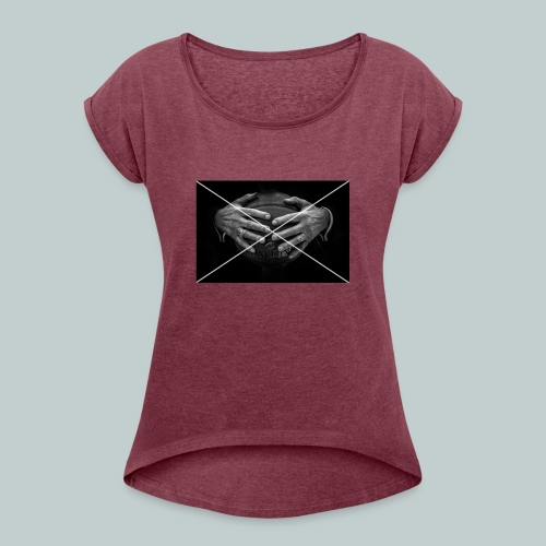 Balling 1Life - Frauen T-Shirt mit gerollten Ärmeln