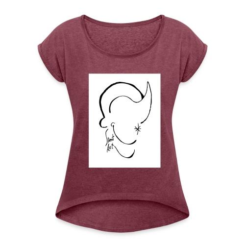 l'artista di strada - Maglietta da donna con risvolti