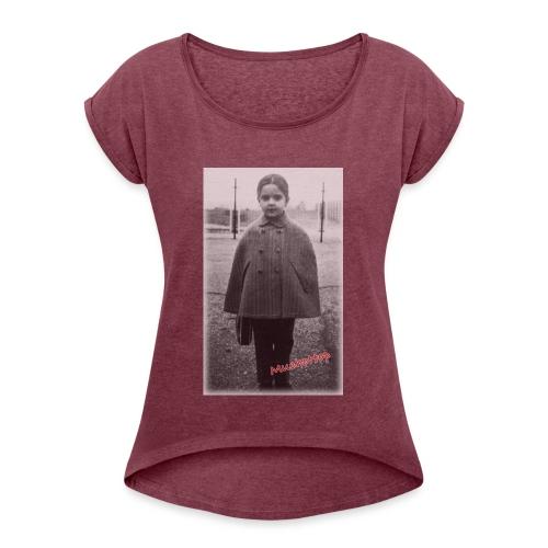 Little Hopper transparent - Camiseta con manga enrollada mujer