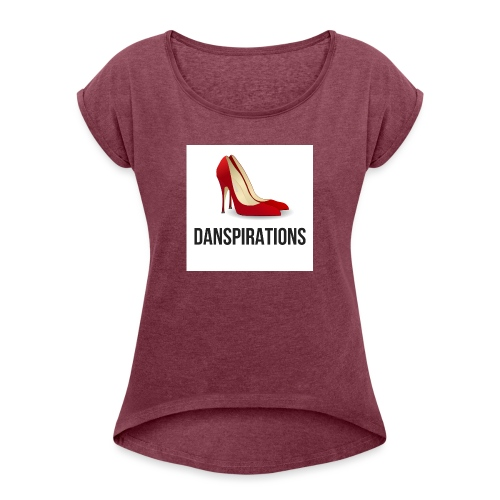 Franka Rigo 2 - T-shirt à manches retroussées Femme