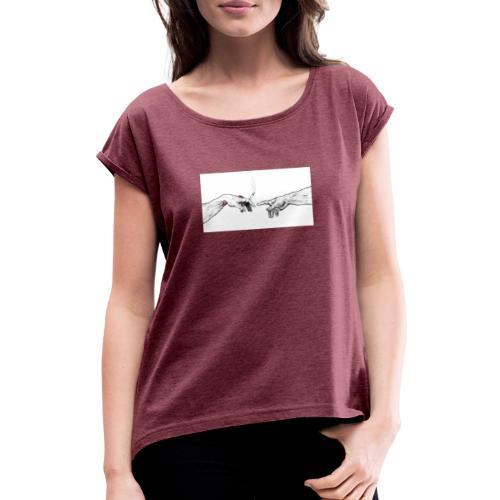 GUILTY. - Maglietta da donna con risvolti