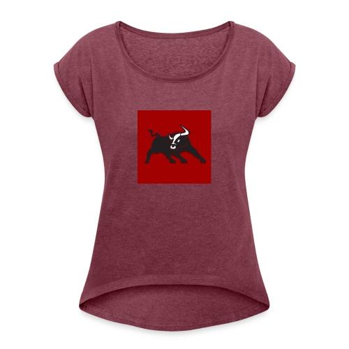 TOREROX - T-shirt à manches retroussées Femme
