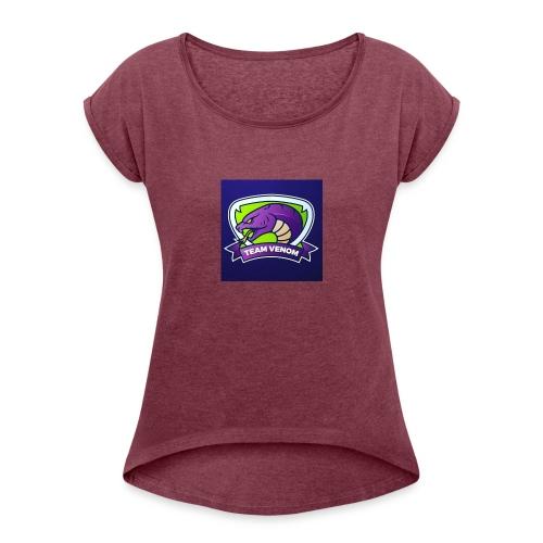 IMG 20190617 171414 293 - T-shirt à manches retroussées Femme