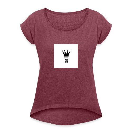 IMG_2074 - Maglietta da donna con risvolti