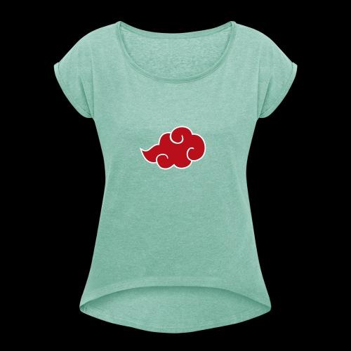 Akatsuki - T-shirt à manches retroussées Femme