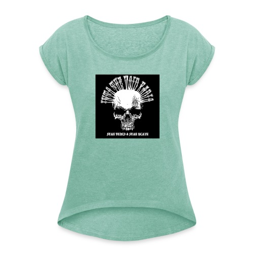 void sake - Women's T-Shirt with rolled up sleeves