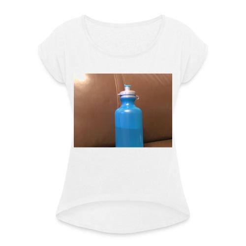 Maxim Štumar - Frauen T-Shirt mit gerollten Ärmeln