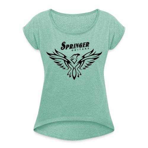Springer FireHawk - T-shirt à manches retroussées Femme