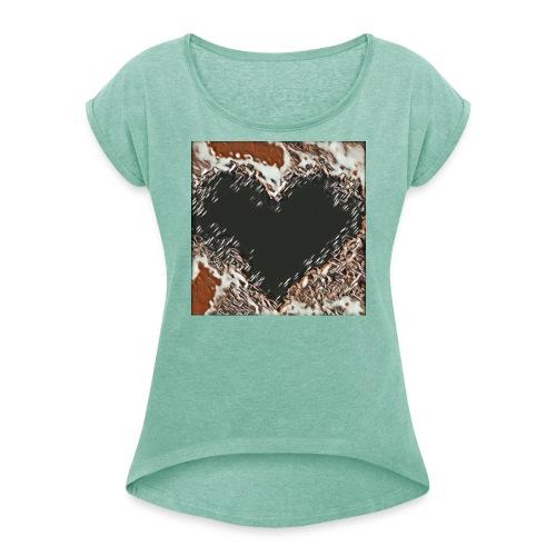 Hart 2 - Maglietta da donna con risvolti