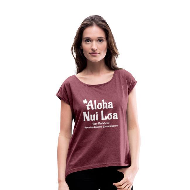 Aloha Nui Loa 2 white