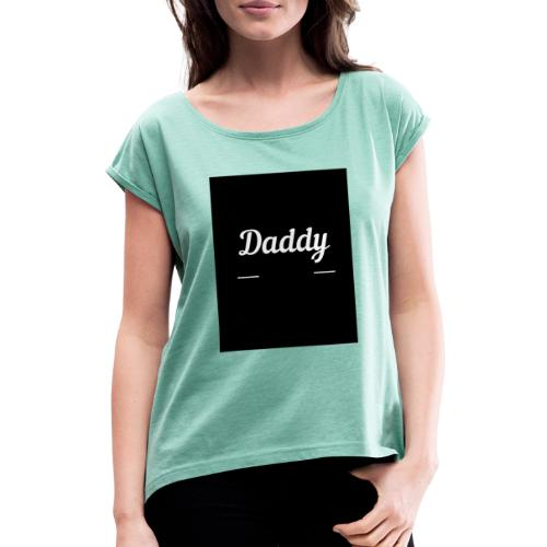 camisetas fun fashion tendencias más vendidos 2020 - T-shirt à manches retroussées Femme