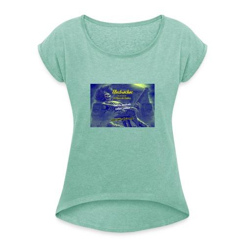 Allan prince des ténèbres - T-shirt à manches retroussées Femme