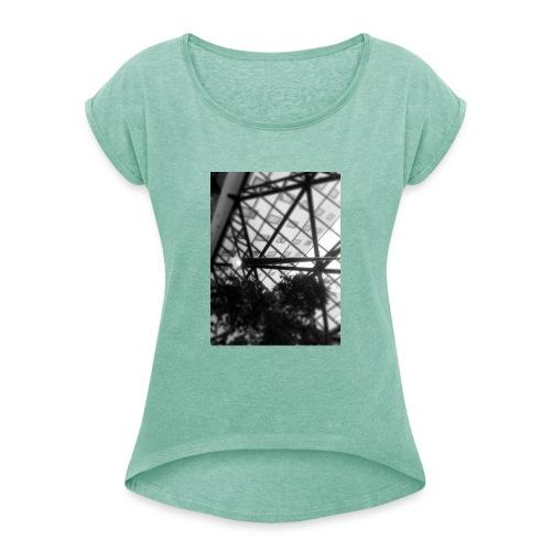 StayAt Hotel Copenhagen - T-shirt med upprullade ärmar dam