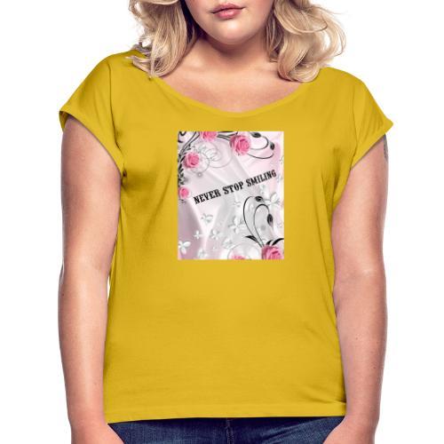 1541709554668 - Maglietta da donna con risvolti